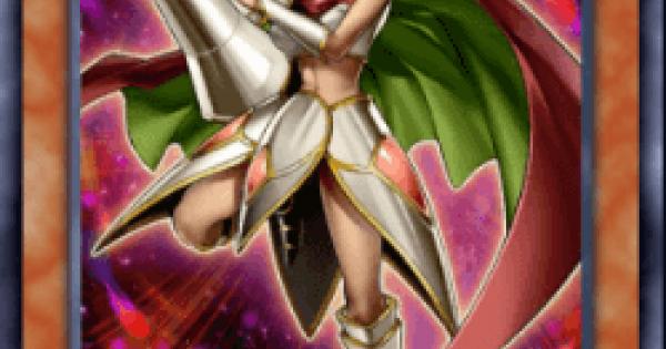 【遊戯王デュエルリンクス】薔薇の聖騎士の評価と入手方法