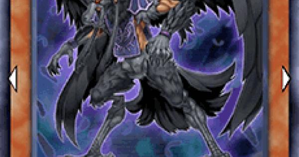 【遊戯王デュエルリンクス】BF-漆黒のエルフェンの評価と入手方法