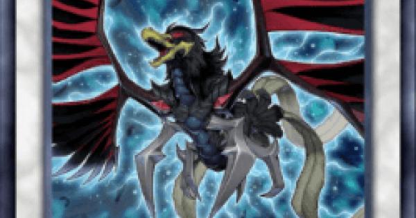 【遊戯王デュエルリンクス】ブラックフェザードラゴンの評価と入手方法