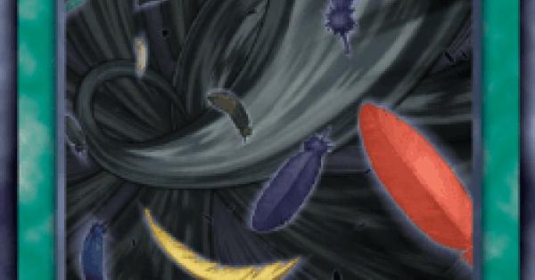 【遊戯王デュエルリンクス】黒い旋風の評価と入手方法