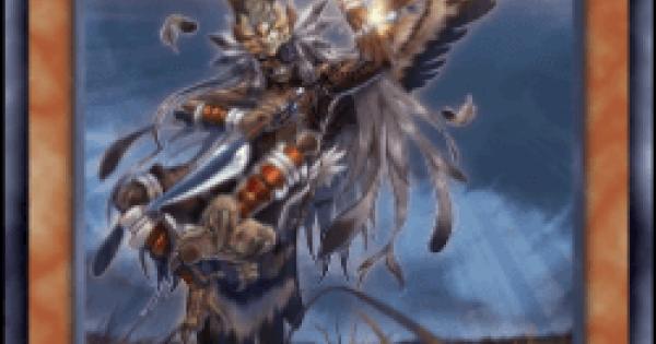 【遊戯王デュエルリンクス】黒羽を狩る者の評価と入手方法