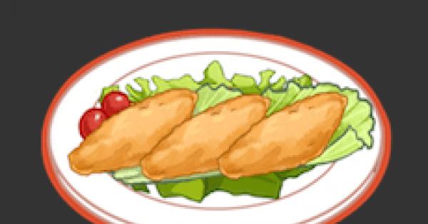タラの竜田揚げのレシピ