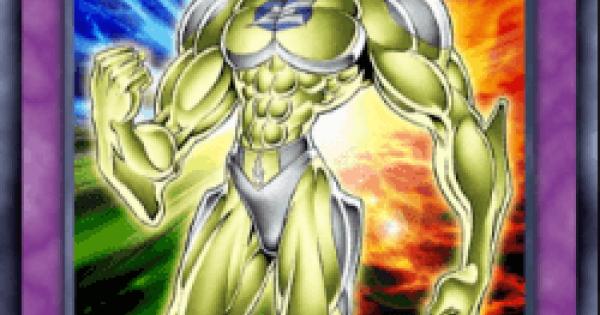 【遊戯王デュエルリンクス】E・HEROエリクシーラーの評価と入手方法