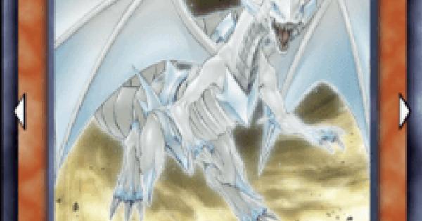【遊戯王デュエルリンクス】白き霊龍の評価と入手方法