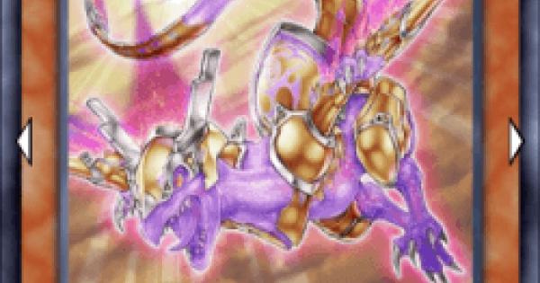 【遊戯王デュエルリンクス】聖刻龍ーアセトドラゴンの評価と入手方法