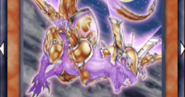【遊戯王デュエルリンクス】聖刻龍ーネフテドラゴンの評価と入手方法