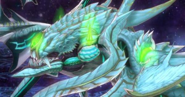 【メギド72】『嵐炎龍フラカン』討伐クエストの攻略方法とおすすめ編成