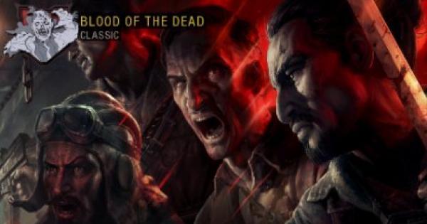 ゾンビマップ「Blood of the Dead」解説!