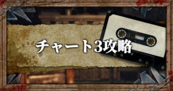 チャート3攻略|ホール〜ジャック戦(2回目)