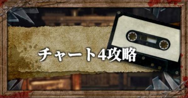 【バイオ7】チャート4攻略|旧館〜マーガレット戦【バイオハザード7】