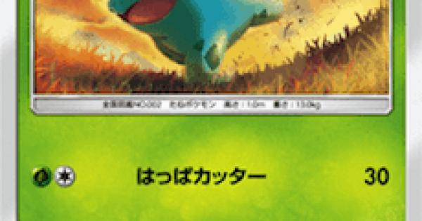 【ポケモンカード】フシギソウ(SM8b)のカード情報【ポケカ】