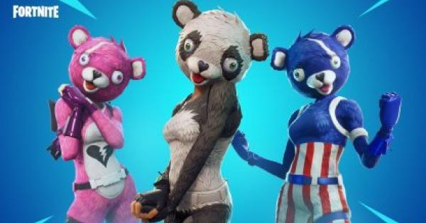 【フォートナイト】自由のクマちゃんのスキン情報【fortnite】 Gamewith