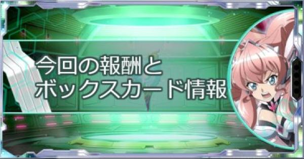 【シンフォギアXD】絆結ぶ赤き宝石報酬&概要まとめ