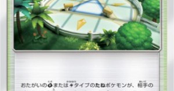 【ポケモンカード】エーテルパラダイス保護区(SM2K)のカード情報【ポケカ】