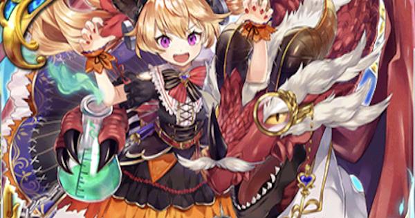 【黒猫のウィズ】レイル&フレーグ(喰牙RIZE3)の評価