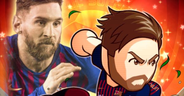 【パワサカ】[18-19]メッシの評価とイベント|FCバルセロナコラボ【パワフルサッカー】