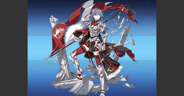 【崩壊3rd】フカ・騎士(聖痕)の評価と装備おすすめキャラ