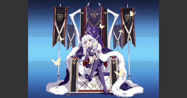 【崩壊3rd】テレサ・魔王(聖痕)の評価と装備おすすめキャラ