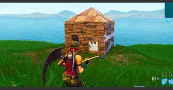 【フォートナイト】【都市伝説】3匹のこぶたの家が登場!?宝箱もあるぞ!【FORTNITE】