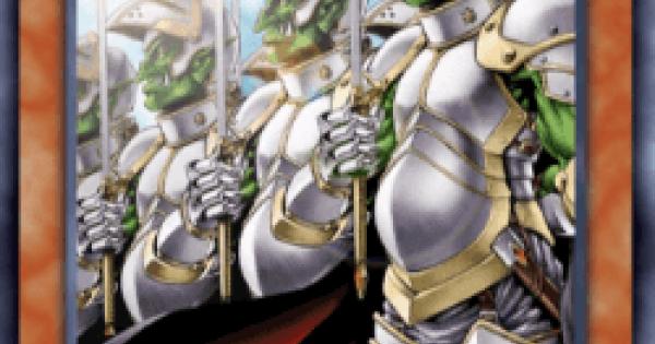【遊戯王デュエルリンクス】ゴブリンエリート部隊の評価と入手方法