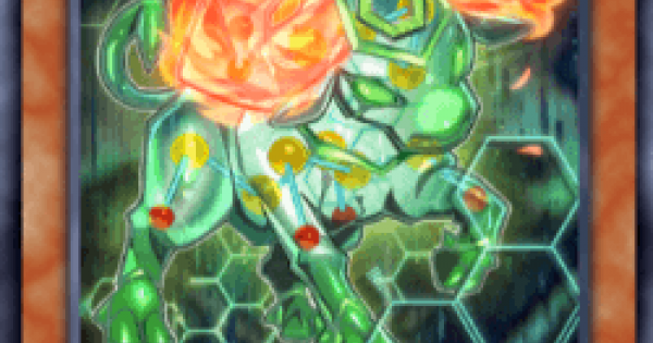 【遊戯王デュエルリンクス】化合獣オキシンオックスの評価と入手方法