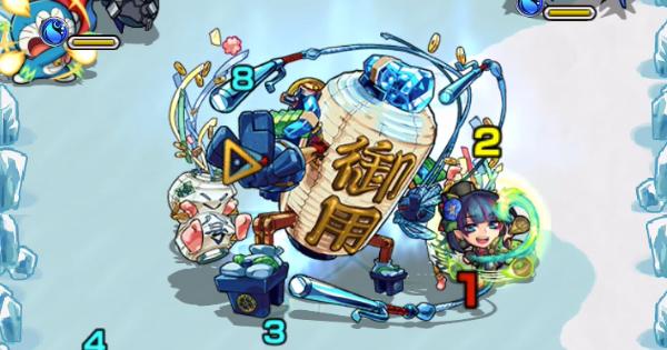 【モンスト】ZENIGATA〈ゼニガタ〉【究極】攻略と適正ランキング
