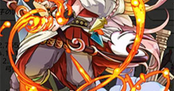 【メルスト】「焔渦の射手」ウーゴの評価とステータス【メルクストーリア】