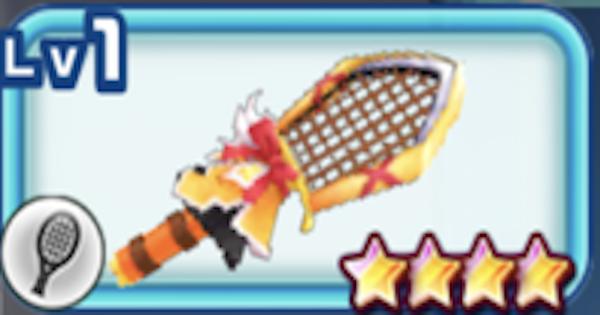 【白猫テニス】秘めた願望の剣の評価 | ダクネスモチーフラケット【白テニ】