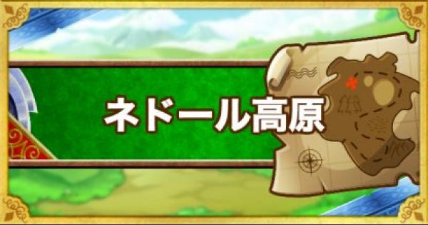 【DQMSL】「ネドール高原」攻略!リュウイーソーの倒し方!