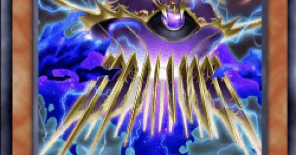 【遊戯王デュエルリンクス】闇霊神オブルミラージュの評価と入手方法