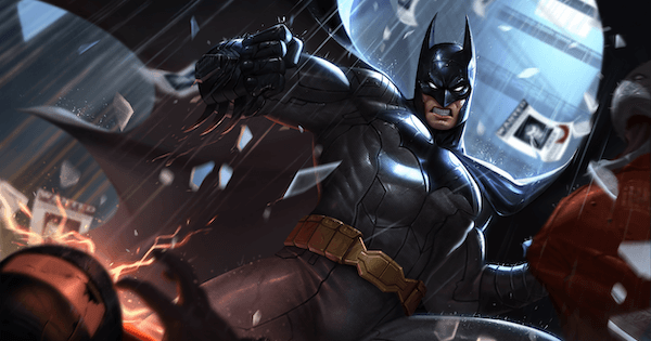 バットマンの評価とビルド
