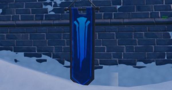 【フォートナイト】シーズン7を支配する謎の城とは?氷に埋もれるその正体とは?【FORTNITE】
