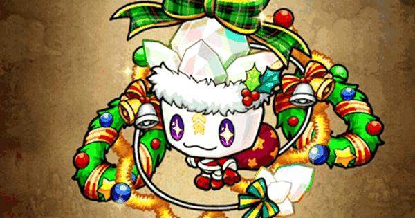【ポコダン】クリスマススキルポポロンの評価と強い点【ポコロンダンジョンズ】