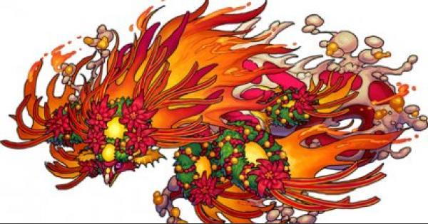 【パズドラ】クリスマスヨグソトース(火ヨグ)の最新テンプレパーティ
