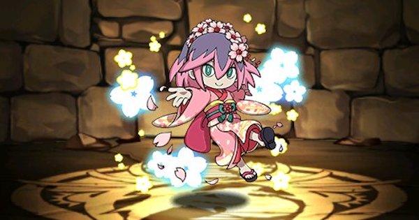 【パズドラ】ふぶき姫の最新テンプレパーティ
