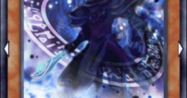 【遊戯王デュエルリンクス】マジシャン・オブ・ブラック・イリュージョンの評価と入手方法