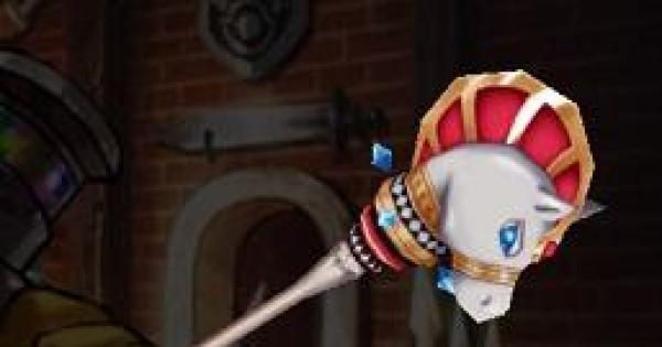 【白猫】マイナーピースの評価/キャロモチーフ(餅)武器