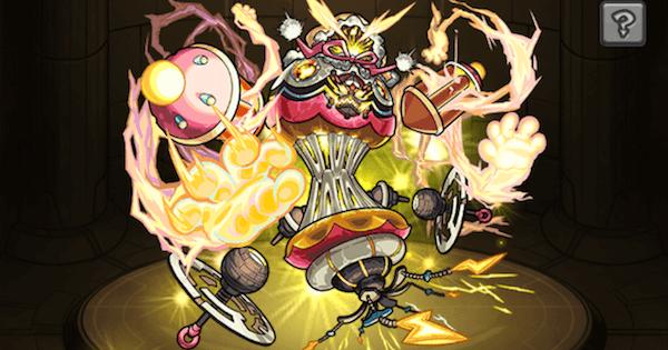 【モンスト】ラウドラ(獣神化)の最新評価と適正クエスト