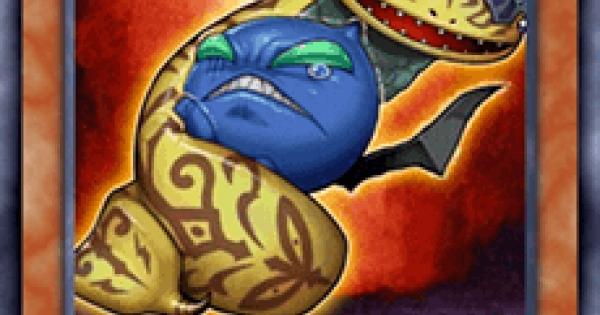 【遊戯王デュエルリンクス】魔轟神獣ノズチの評価と入手方法
