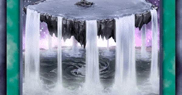 【遊戯王デュエルリンクス】下降潮流の評価と入手方法