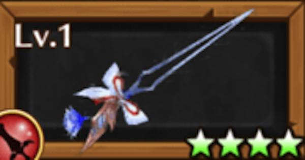 【白猫】正月キアラモチーフ(剣)/祝賀のかんざしの評価