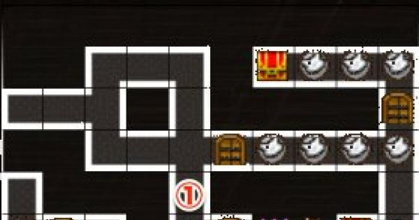 【黒猫のウィズ】黒ウィズラビリンス2超高難度「4階」攻略&デッキ構成