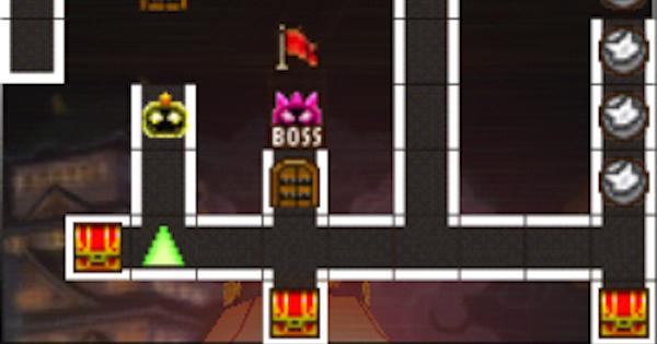 【黒猫のウィズ】黒ウィズラビリンス2超高難度「10階」攻略&デッキ構成