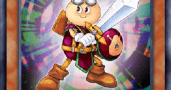 【遊戯王デュエルリンクス】共闘するランドスターの剣士の評価と入手方法