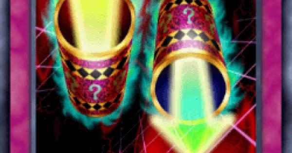 【遊戯王デュエルリンクス】魔法の筒の評価と入手方法