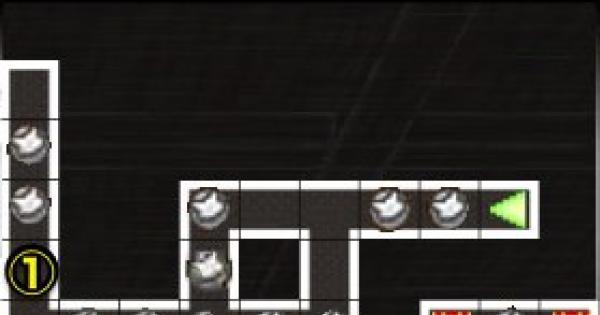 【黒猫のウィズ】黒ウィズラビリンス2第41〜45階攻略&デッキ構成