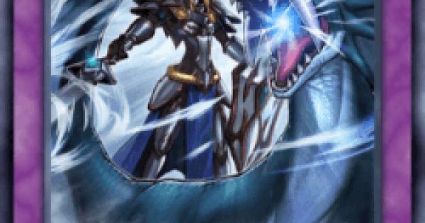 【遊戯王デュエルリンクス】竜騎士ブラックマジシャンの評価と入手方法