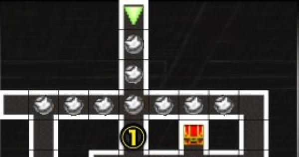 【黒猫のウィズ】黒ウィズラビリンス2第36〜40階攻略&デッキ構成