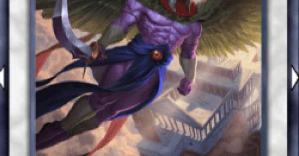 【遊戯王デュエルリンクス】ゼラの天使の評価と入手方法