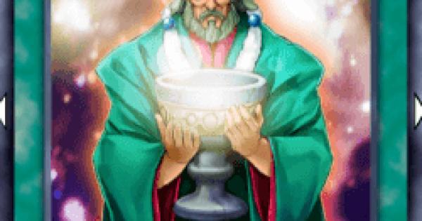 【遊戯王デュエルリンクス】賢者の聖杯の評価と入手方法